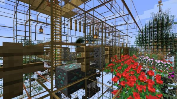 Xray Ultimate 1.16.2 for Minecraft - 2