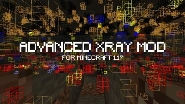Advanced Xray Mod 1.17 for Minecraft