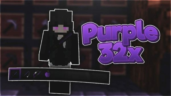 Purple 32x PvP Texture Pack