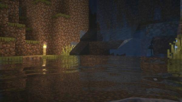 BSL Shader 1.17 for Minecraft - 1