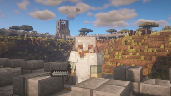 BSL Shader 1.17 for Minecraft - 2