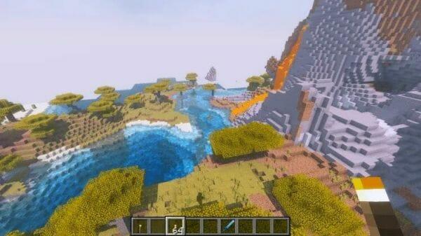 Kuda Shaders 1.17.1 for Minecraft - 3