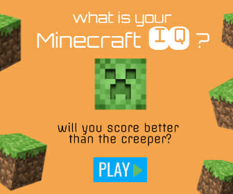 What is your minecraft IQ
