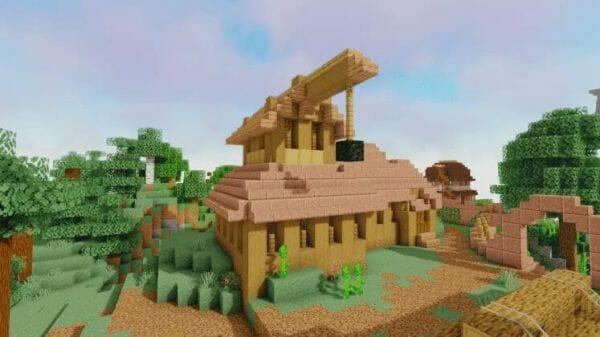Oceano Shader 1.17 for Minecraft - 2