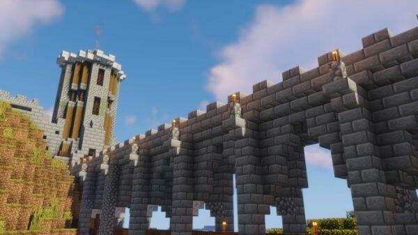 Sildurs Shaders 1.17.1 for Minecraft - 3