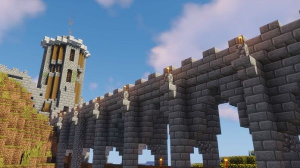 Sildurs Shaders 1.17 for Minecraft - 3