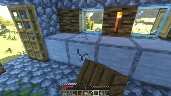 Voyager Shaders 1.17 for Minecraft -2