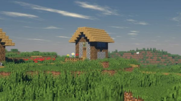 Voyager Shaders 1.17.1 for Minecraft - 3