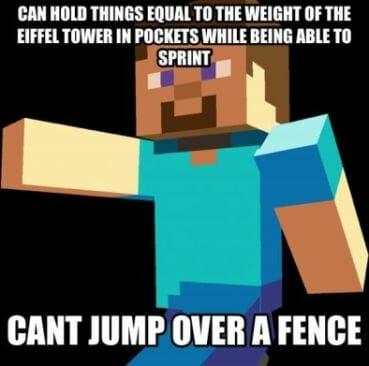 Minecraft Meme - 6