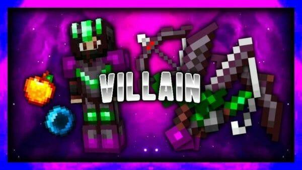 Villain PvP Texture Pack 16x 1.8.9