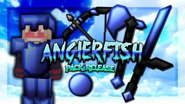 Anglerfish 128x PvP Texture Pack 1.8.9 main