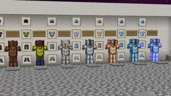 ZoudyFault 16x 1.8.9 Java + MCPE Port Texture Pack 4
