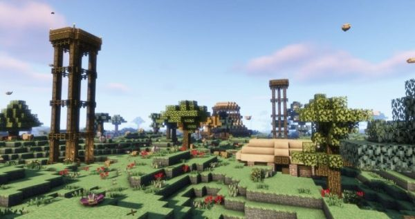 Complementary Shaders 1.17.1 - 1