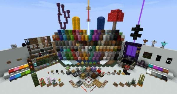 Epic Adventures 1.17.1 Resource Pack - 3