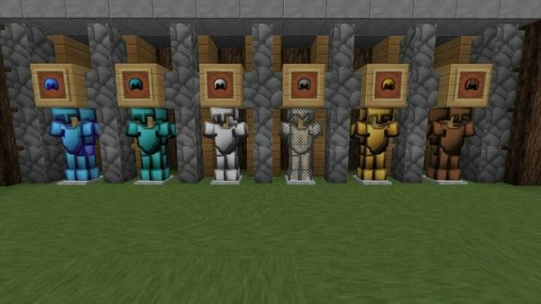 Shouble V2 128x PvP Texture Pack 1.12.2 - 2
