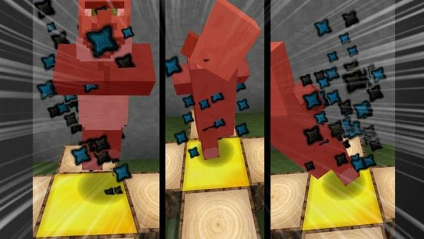 Shouble V2 128x PvP Texture Pack 1.12.2 - 4