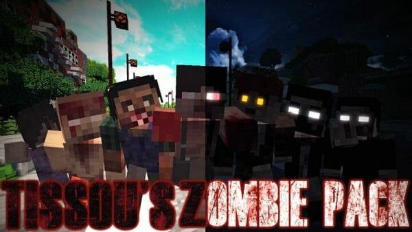 Tissou's Zombie Pack 1.17.1 - main