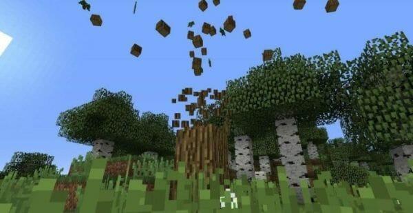 Treecapitator 1.17.1 – Cut Down Trees Instantly 2