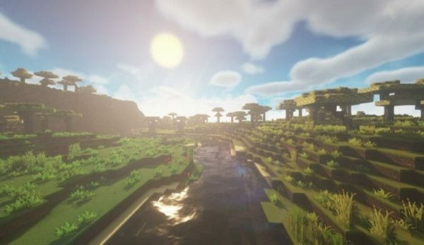 BSL Shaders 1.18 -2