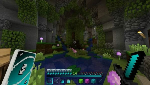Darnos 32x PvP Texture Pack 1.17.1 - 3