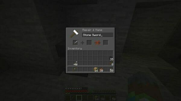Default Dark Mode 1.17.1 Resource Pack - 3