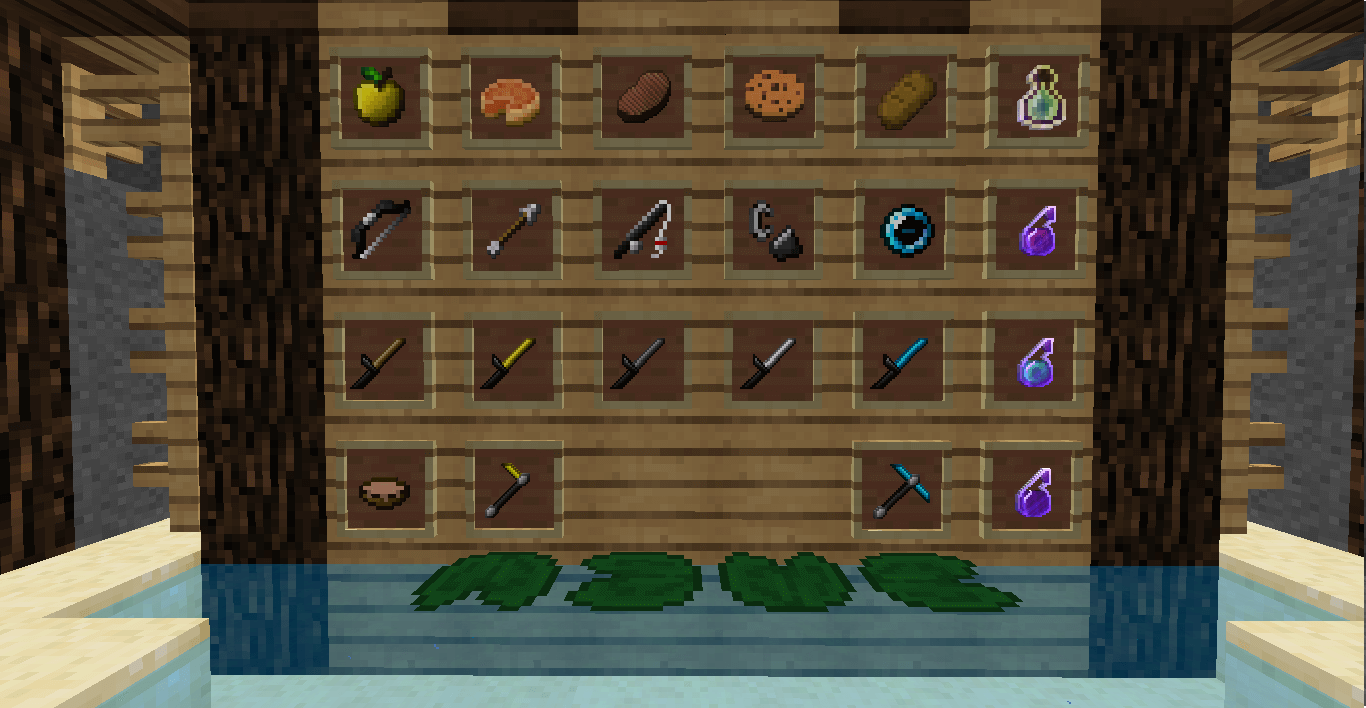 Dynamic Duo 32x 1.8.9 PvP Texture Pack - 2