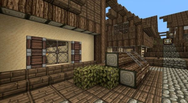 John Smith Legacy 1.17.1 Resource Pack - 1