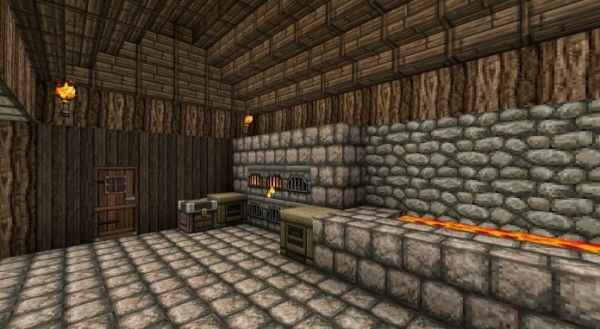 John Smith Legacy 1.17.1 Resource Pack - 3