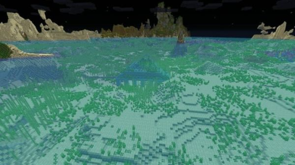 Night vision 1.17.1 Texture Pack - 2