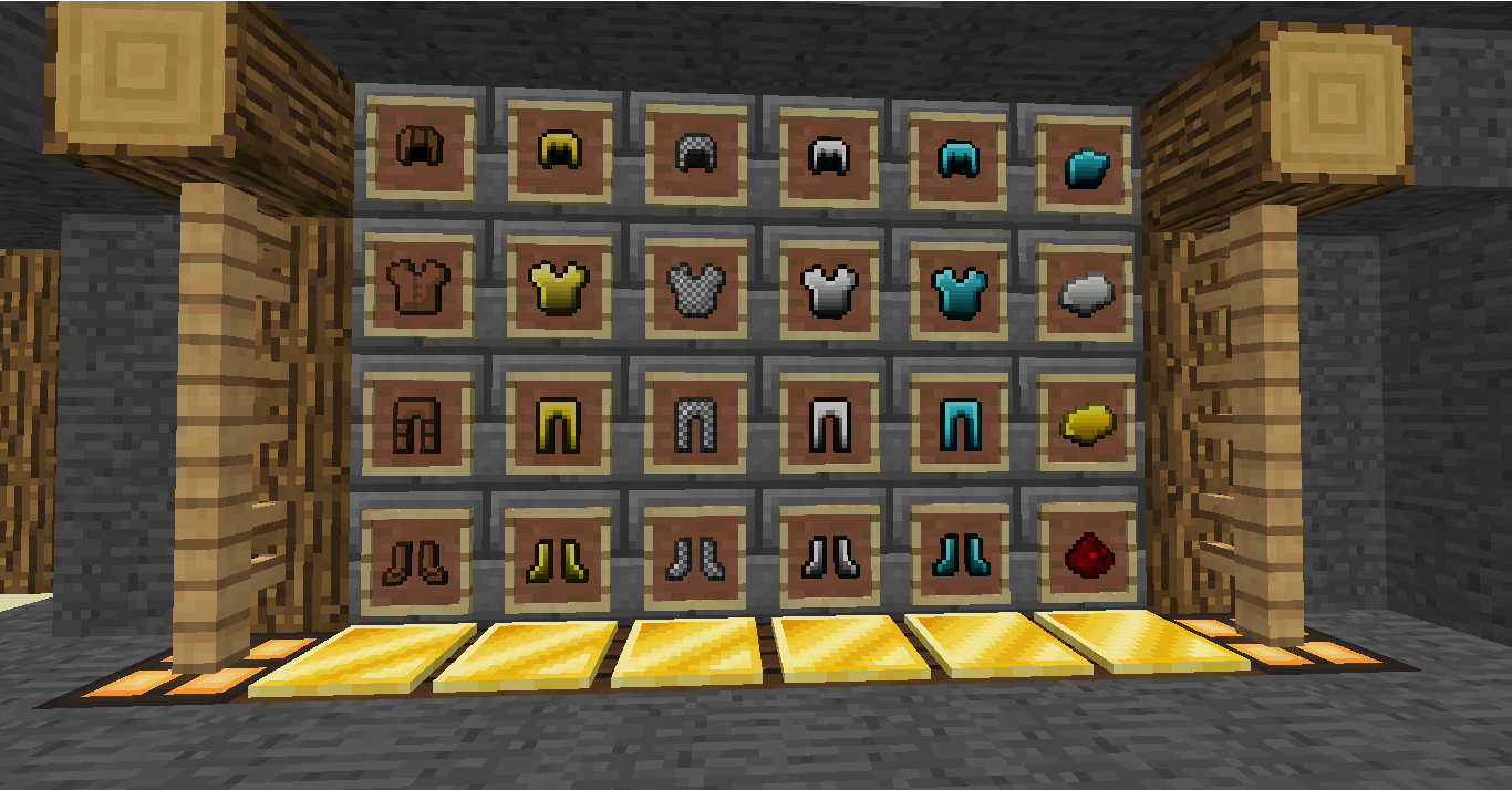 TimeDeo 2K Revamp PvP Texture Pack 1.8.9 - 3