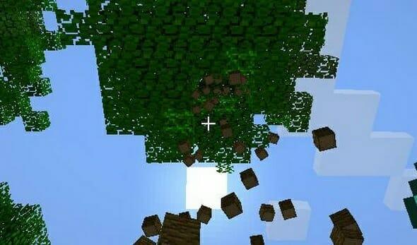 TreeCapitator 1.18 - 2