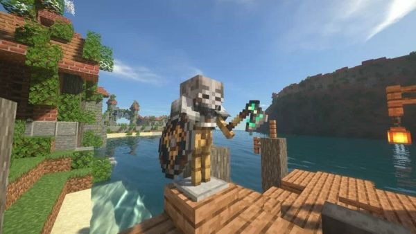 Viking Pack 16x 1.17.1 PvP Texture Pack - 2