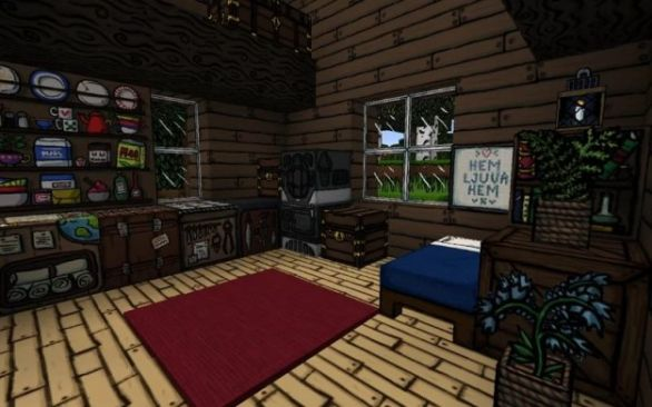 128x Storyblock Revived 1.18 Resource Pack - main