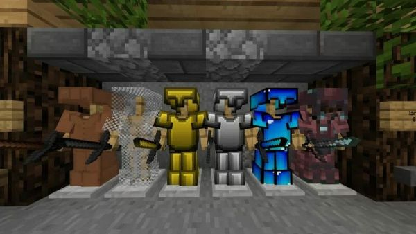 Blunos 32x PVP Texture Pack 1.17.1 - 3