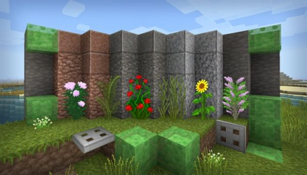 Lithos 32x 1.17.1 Resource Pack - main