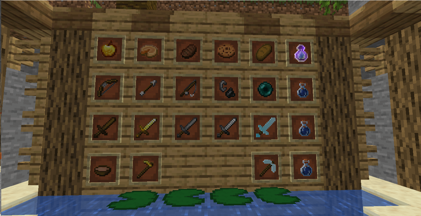 Sky 16x PvP Texture Pack 1.18 - 1