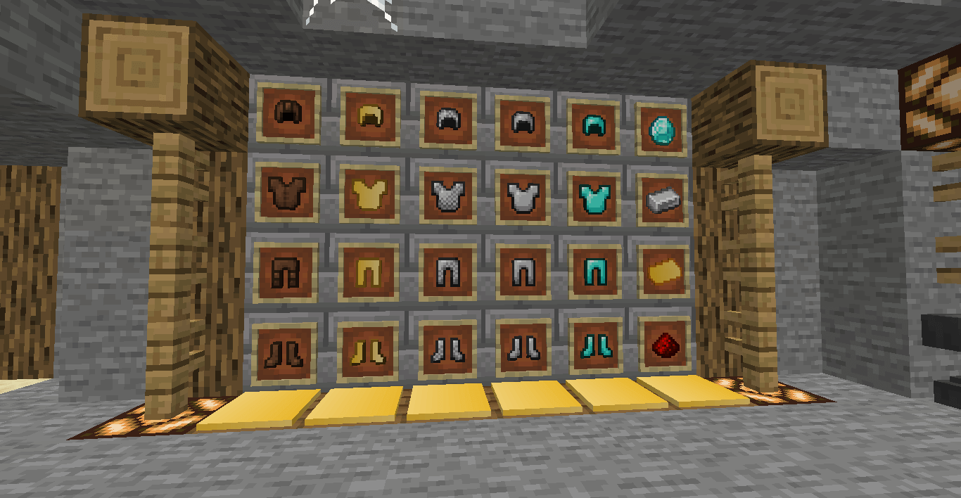 Sunny 16x PvP Texture Pack 1.18 - 2