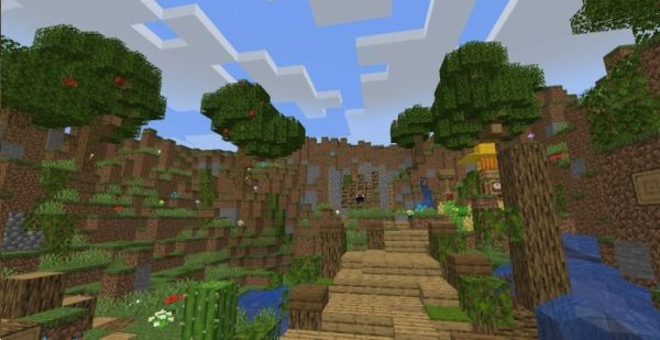 Sunny 16x PvP Texture Pack 1.18 - main