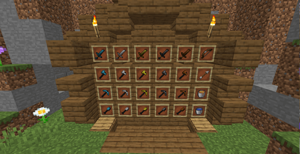 Top 16x resource packs for Minecraft 1.17 - Tightfault revamp 1.17