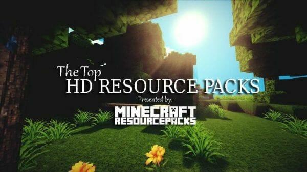 Top HD resource packs