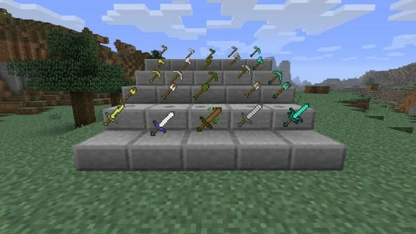 Upgraded Tools Pack 1.18 - main