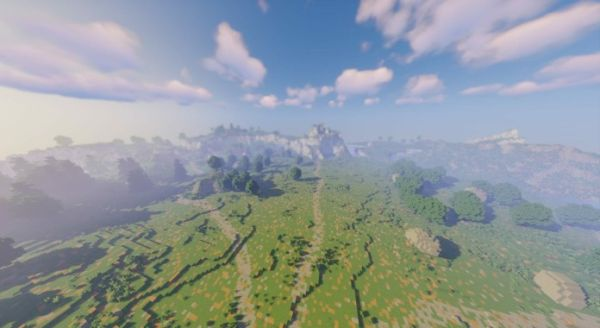 Breath of the Wild Map Recreated in Minecraft - A