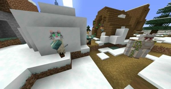 CatPeople Resource Pack 1.18 - 2