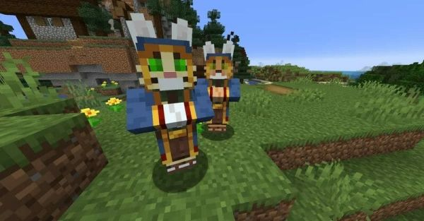 CatPeople Resource Pack 1.18 - 3