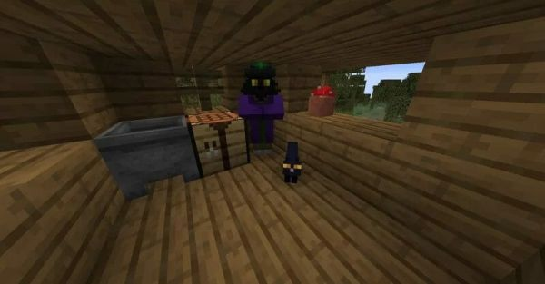 CatPeople Resource Pack 1.18 - 4