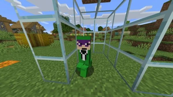DC & Marvel Texture Pack 1.17.1 - 3