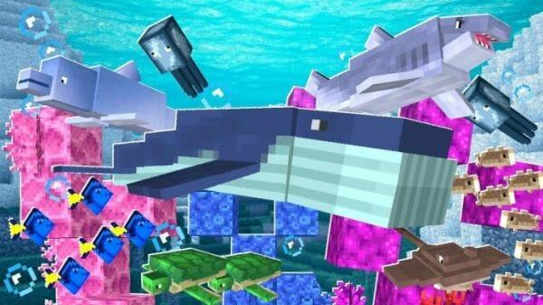 Dish Soap Brand Tries to Save Marine Mammals with Minecraft - 1