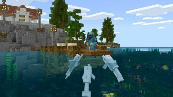 Dish Soap Brand Tries to Save Marine Mammals with Minecraft - 2