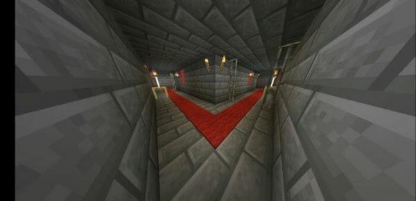 Endless Hallway in Minecraft - 2