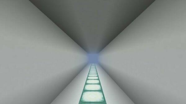 Endless Hallway in Minecraft